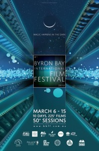 Byron Bay International Film Festival Poster