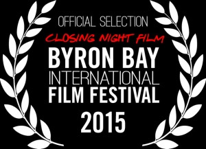 Byron Bay international Film Festival Laurel
